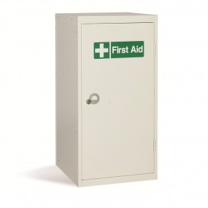 1 Door Medical Cabinet - 550H 380W 205D (mm)