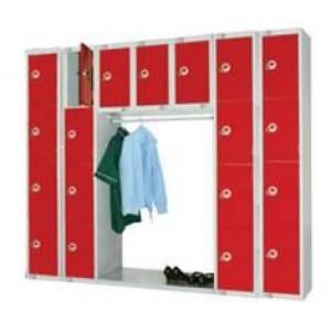 19 Door Elite Archway Lockers - 1800H 2100W 450D (mm)