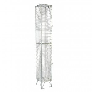 2 Door Mesh Express Delivery Locker