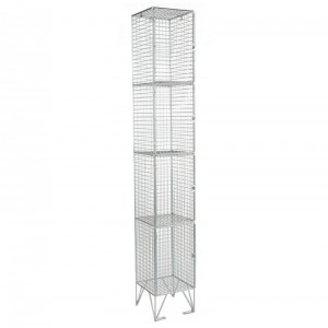 4 Door Mesh Locker