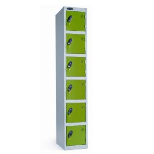 6 Door Probe Locker - 1780H 305W 460D