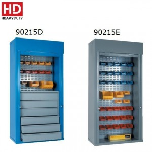 Full Height Heavy Duty Roller Shutter Cabinet