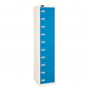 Probe 10 Door Non-Charging Media Locker - 1780H 380W 460D (mm)