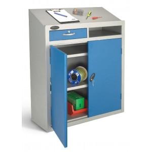 Probe Metal Lectern Cabinet