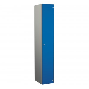 1 Door Probe ZenBox Aluminium Body Locker with Solid Grade Laminate Door
