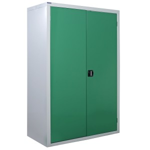 Armour Workplace Floor Cupboard - 1800H 1200W 460D (mm)
