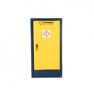 Armorgard ChemCube Cabinet CCC2 - Hazardous Cabinet - 1310H 695W 515D