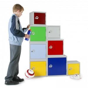 1 Door Elite Cube Locker