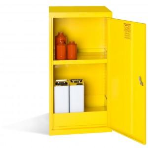 Single Door Elite Flammable Cabinet