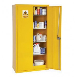 Large Heavy Duty Highly Flammable Cabinet