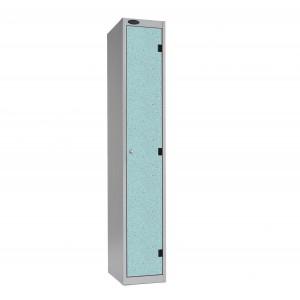 1 Door Probe Inset Shockproof Locker