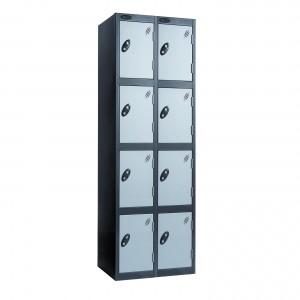 4 Door Probe Locker Nest of 2- 1780H 610W 460D