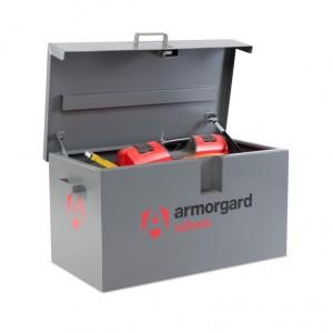 Armorgard TuffBank TB1- 475 x 980 x 540 (HxWxD) - Van Box