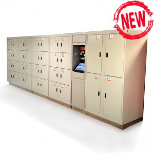 Revenue Share Lockers