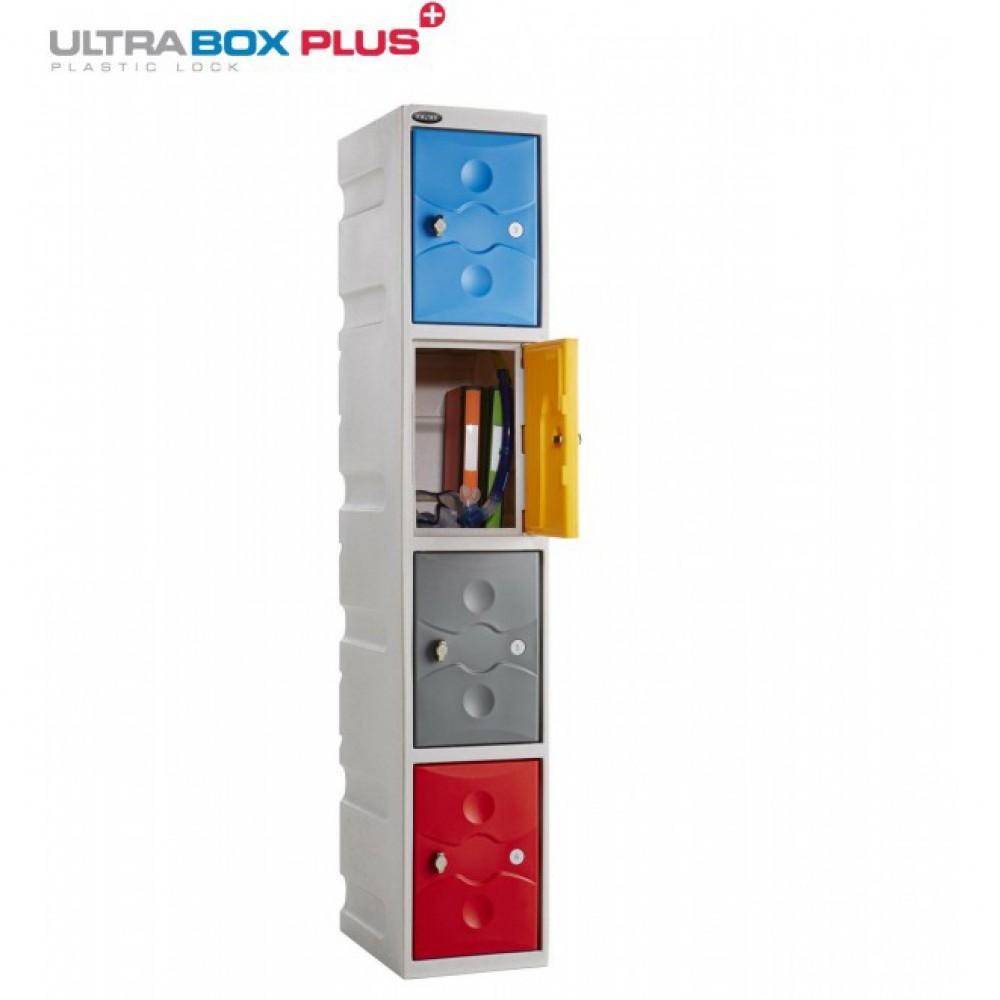 4 Door Probe Ultra Box Plus+ Locker