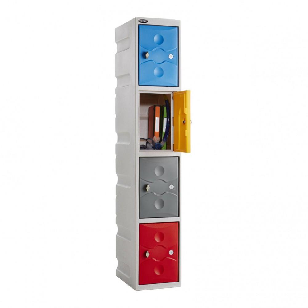 4 Door Probe Ultra Box Locker