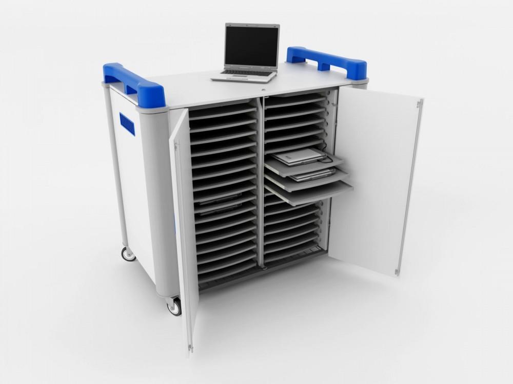 Portable Computer Storage : Lapcabby horizontal portable laptop storage