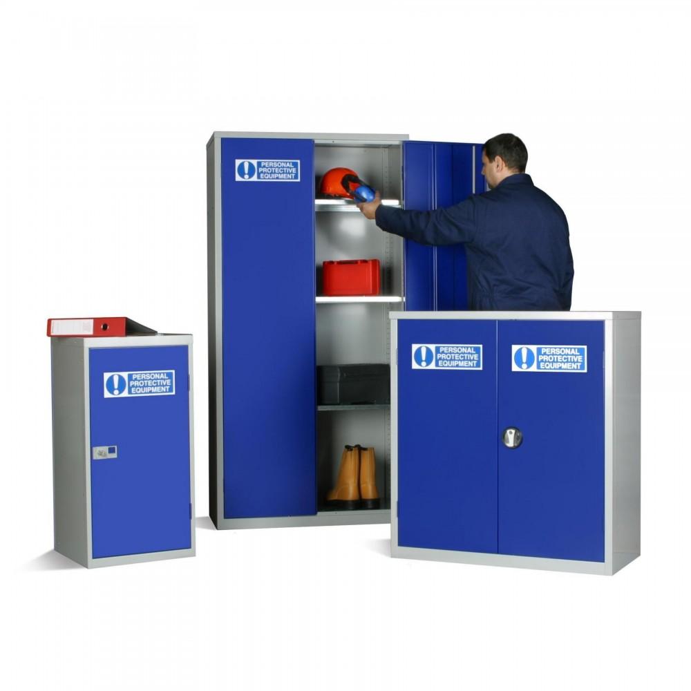 Elite PPE General Storage Cabinet - 1830H 915W 457D (mm)