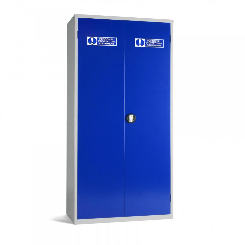 Elite PPE Wardrobe Cabinet - 1830H 915W 457D (mm)