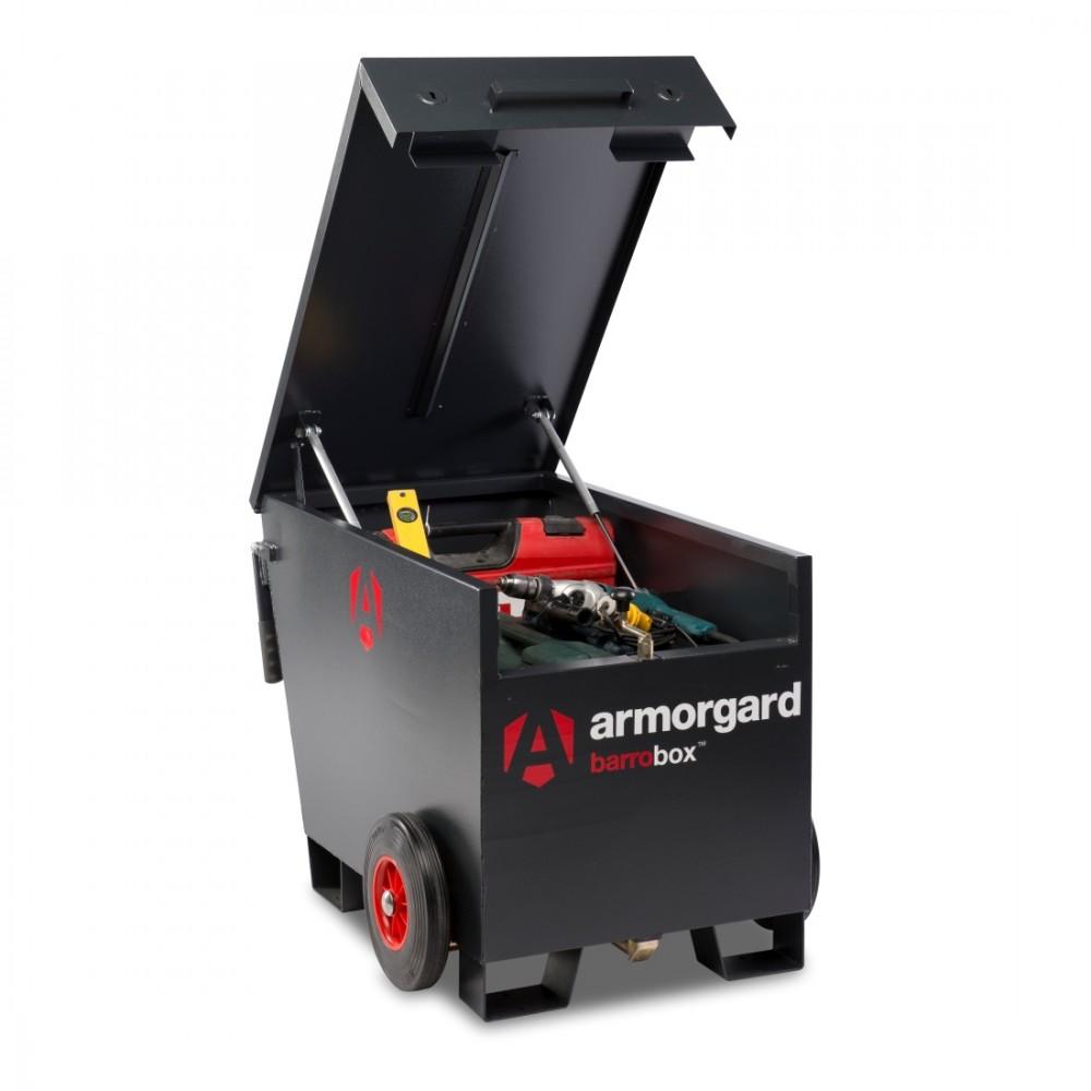 Armorgard BarroBox - Mobile Tool Storage Cabinet - Site Box