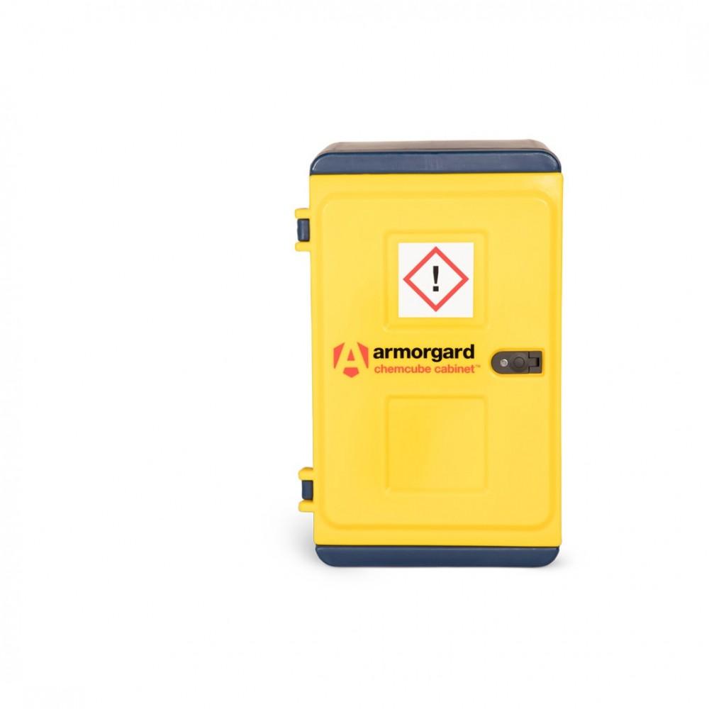 Armorgard ChemCube Cabinet CCC1 - Hazardous Cabinet - 575H 910W 440D