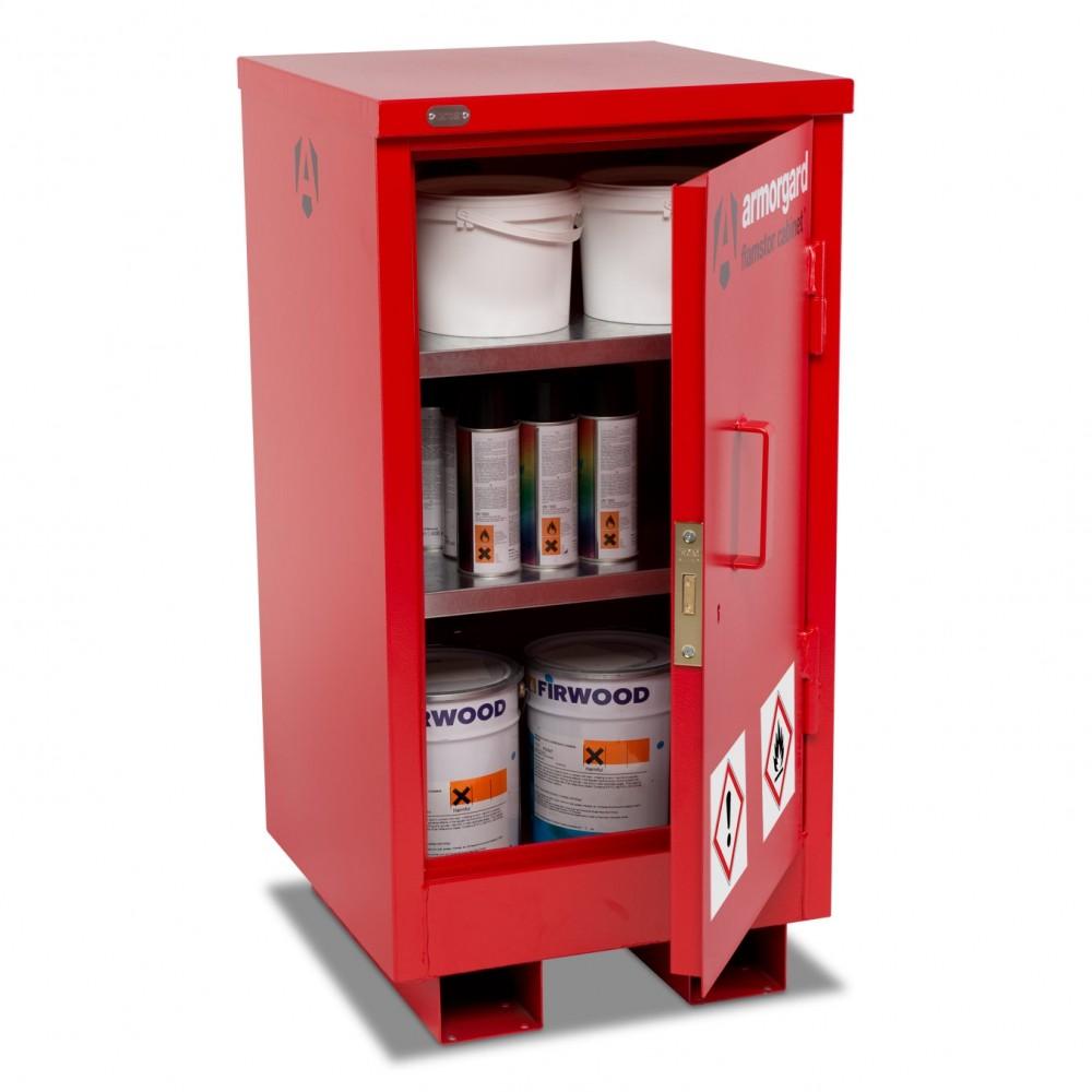 Armorgard -FlamStor Cabinet FSC1 980 x 500 x 530 (HxWxD) - Hazardous substances