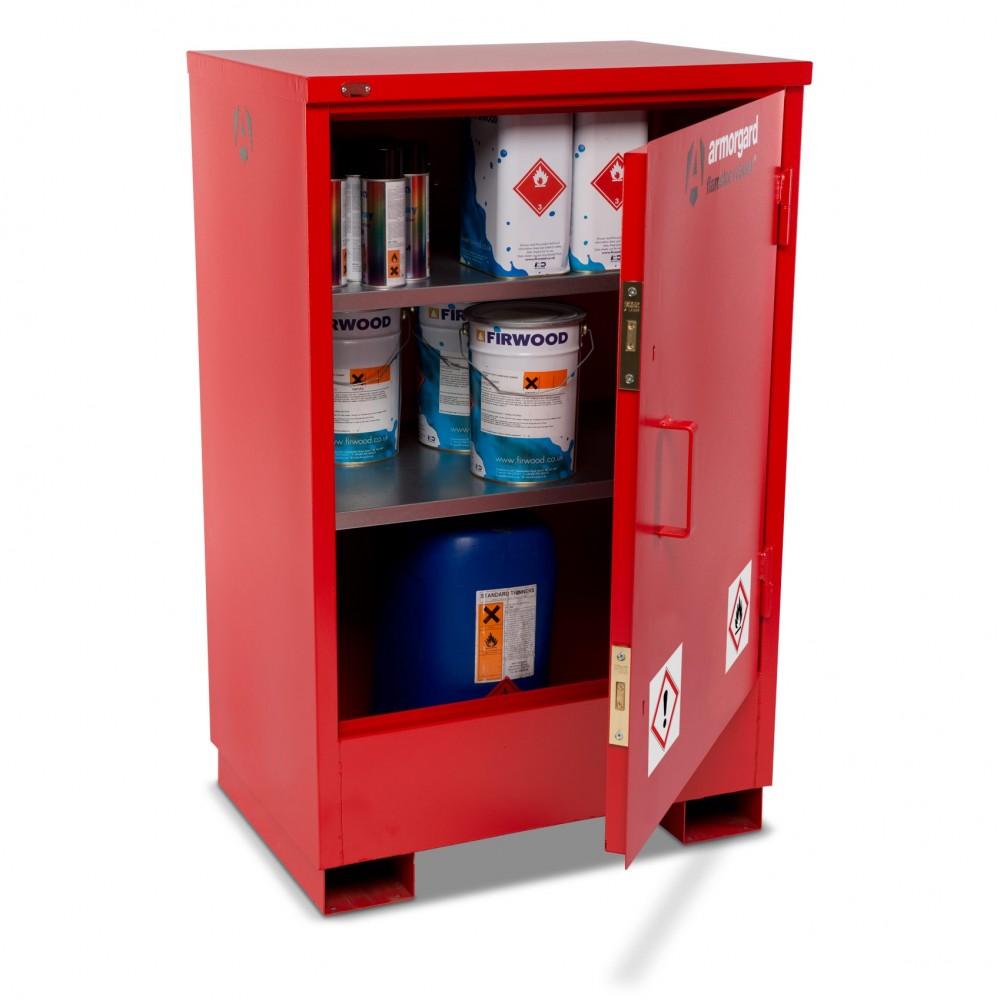 Armorgard -FlamStor Cabinet FSC2 1250 x 800 x 585 (HxWxD) - Hazardous substances