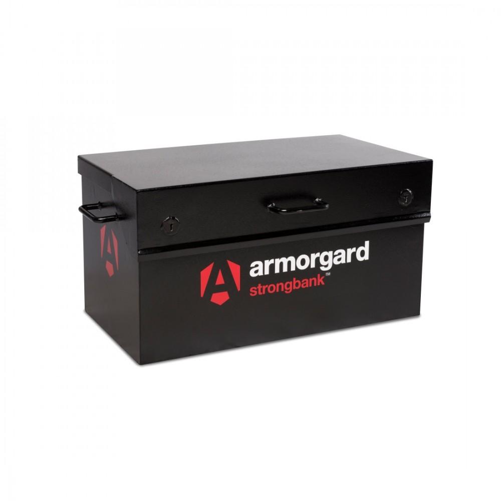 Armorgard StrongBox SB1  - Tool Storage Cabinet - Site Box / Tool Safe