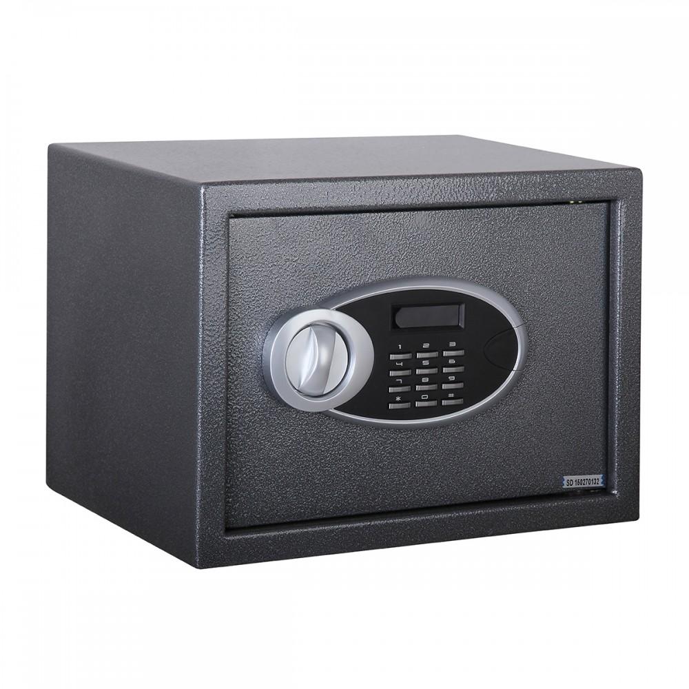 Phoenix Rhea SS0102E Hotel/Home/Office Safe - 250mm x 350mm x 250mm (H x W x D) - Electronic Locking