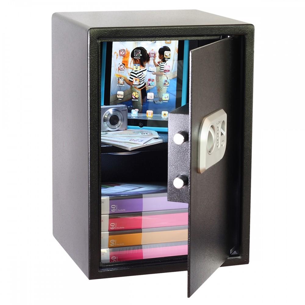 Phoenix Neso SS0203F - Biometric Fingerprint Locking Safe - 500mm x 350mm x 310mm (H x W x D)