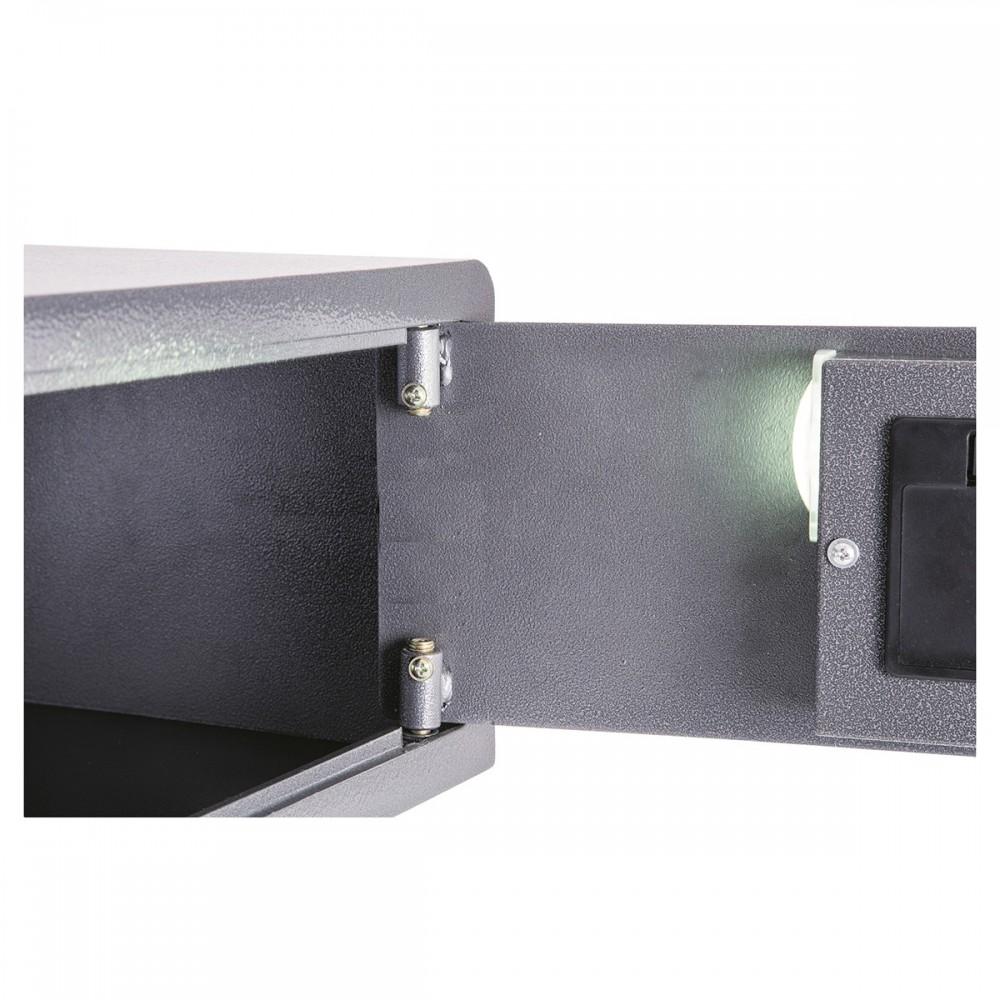 Phoenix Dione SS0302E - Electronic Locking Laptop Safe for Hotels and Home - 250mm x 450mm x 365mm (H x W x D)