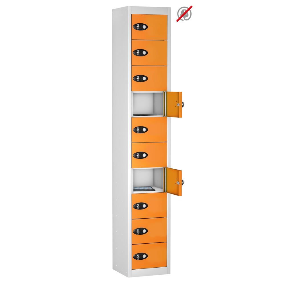 Probe tabbox 10 door 10 compartment tablet storage locker for 10 door