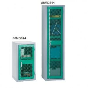 1 Door Mesh Cabinet - 1830H 459W 459D (mm)