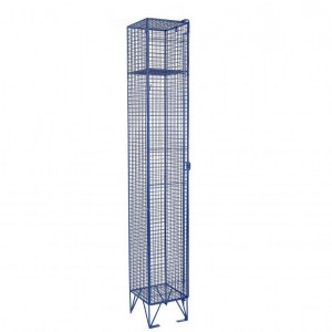 1 Door Mesh Locker