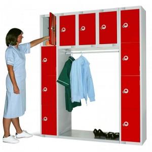 11 Door Elite Archway Locker