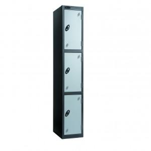 3 Door Probe Locker - 1780H 305W 305D