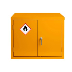 Premium Highly Flammable Cabinets - 712H 915W 459D (mm)