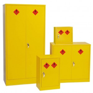 Elite Flammable Cabinet - Group Image
