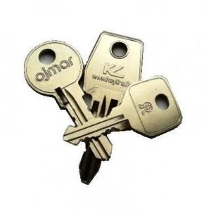 Master Keys - Helmsman