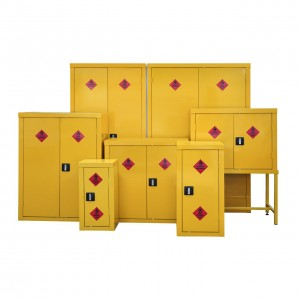 Express Delivery Hazardous Cabinets
