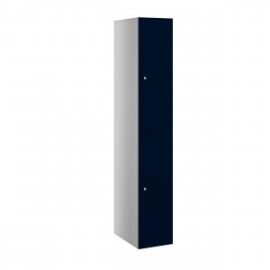 2 Door Probe Buzzbox Laminate Door Locker - 1780H 305W 390D (mm)