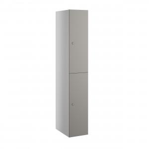 2 Door Probe Buzzbox Laminate Door Locker - 1780H 380W 390D (mm)