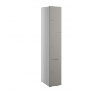 3 Door Probe Buzzbox Laminate Door Locker - 1780H 305W 390D (mm)