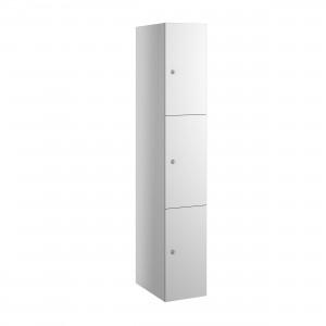 3 Door Probe Buzzbox Laminate Door Locker - 1780H 305W 315D (mm)