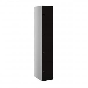 4 Door Probe Buzzbox Laminate Door Locker - 1780H 305W 390D (mm)