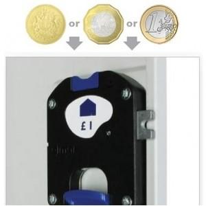 Coin Return Lock