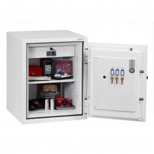 Phoenix Fire Fighter FS0441E Size 1 Fire Safe with Electronic Lock - 640mm x 500mm x 500mm (H x W x D)