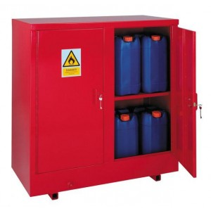 Heavy Duty Highly Flammable Cabinet
