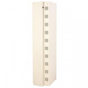 Probe 10 Door Charging Media Locker - 1780H 380W 525D (mm)