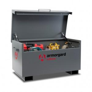 Armorgard TuffBank TB2 - 660 x 1275 x 665 (HxWxD) - Site Box